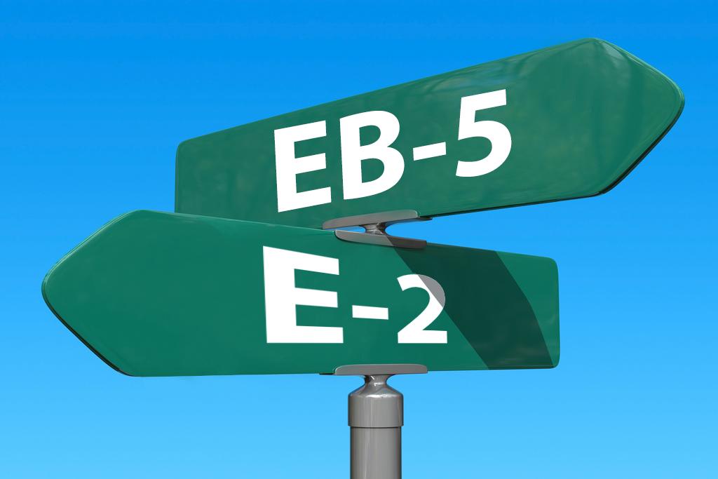 KHÁC BIỆT GIỮA THỊ THỰC ĐẦU TƯ E-2 VÀ EB-5