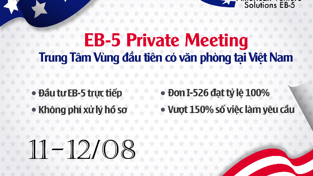 EB-5 Private Meeting